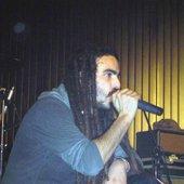 Ivahn sobre el escenario