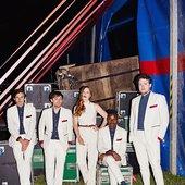 Eudes de Santana: Metronomy, backstage of the Reading Festival