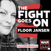 The Fight Goes on (Song for War Child) - Single