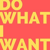 Do What I Want - Single