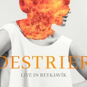 Destrier - Live in Reykjavík