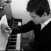 composing in 1964