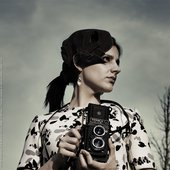 marinella and her yashica