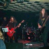 SVC ; Kostas - keys (Pantheist) ; Marc - bass (Esoteric) [20.07.2003]