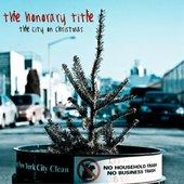The City on Christmas