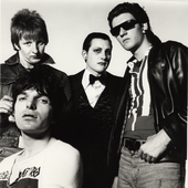 The Damned, 1978.