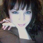 Allison Crowe - self-portrait post-Roller Derby #1