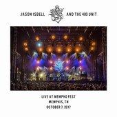 Live at Mempho Fest - Memphis, TN - 10/7/17