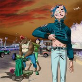 Avatar for Gorillaz