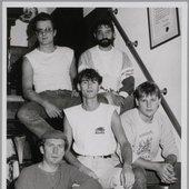 Drukwerk (1984), with Harry Slinger bottom left