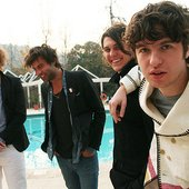 The Kooks with Paul