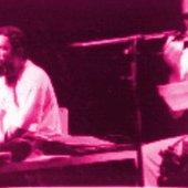 Pedro Osmar e Paulo Ró recitando