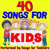 40 Songs For Kids