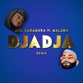 Djadja (feat. Maluma) [Remix] - Single