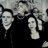 Mission District Garage Band - circa 1995 Promo Photo