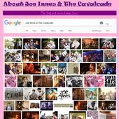 Collage von Joe Innes & The Cavalcade-Bildern