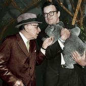 Stravinsky and koala