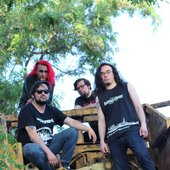 La Araña band photo