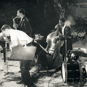 Live at the MoMA Sculpture Garden - 1965