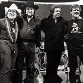 Cash, Jennings, Kristofferson, Nelson