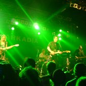 Sparkadia (live)