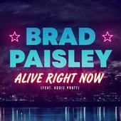 Alive Right Now (feat. Addie Pratt) - Single