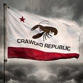 Crawdad Republic Flag