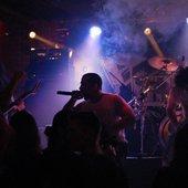 Hammercult live in Tel Aviv 28.1.11