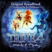 Trine 4: Melody of Mystery (Original Soundtrack)