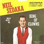 King Of Clowns Neil Sedaka Favourites