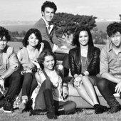 Disney's Friends For Change Black White picture