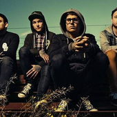 The Amity Affliction NEW 2012 PNG