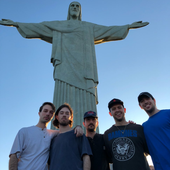 South America tour 2018