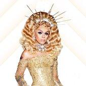 RuPaul's Drag Race: All Stars 3 - Aja [Promo Pic]
