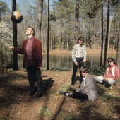 R.E.M. in Athens, Georgia, April 8, 1985 (Photo by Paul Natkin)