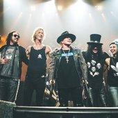 Guns N' Roses 2016 lineup