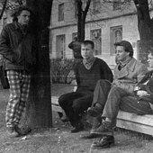 Хацкевич, Михалок и Колмыков в 1995-м году
