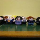 Knitted Deirdres!
