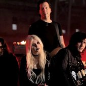 The Pretty Reckless (2010)