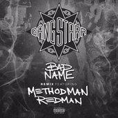 Bad Name (Remix) [feat. Redman & Method Man] - Single