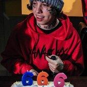 Lil Xan Cake