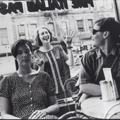 Stereolab (Lætitia, Mary, Tim)