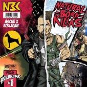 Asche & Kollegah - NBK Cover