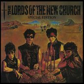 The Lords of the New Church - Special Edition