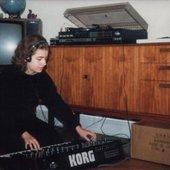 Sabine Klare Aka Sternenmaschinebine December 1983