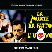 La morte ha fatto l'uovo (Colonna sonora originale del film)