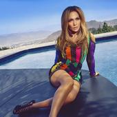 J.Lo para a Harper's Bazaar (2016)