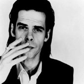 Nick cave cigarette