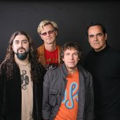 Transatlantic 'The Whirlwind' Band Picture, April 2009