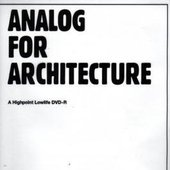 Analog For Architecture